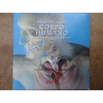 Novo Atlas Do Corpo Humano - Anatomia - Medicina - Biologia