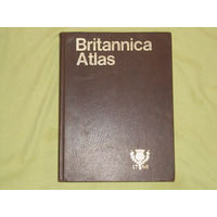 Atlas Geografico Britannica Livro