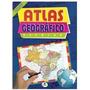 Atlas Geográfico Escolar Brasileitura Frete Grátis
