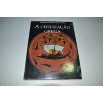 A Civilização Grega - Editora Folio-lacrado