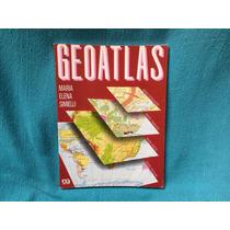 Livro Geoatlas - Maria Elena Simielli 26ª Edição 1998 Raro