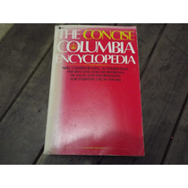The Concise Columbia Encyclopedia 1983 Em Inglês