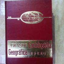 Livro Grande Enciclopedia Geografica Mundial 3