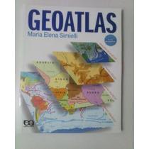 Livro Geoatlas - Maria Elena Simielli
