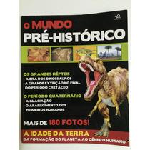 Livro O Mundo Pré-histórico + O Corpo Humano Editora Escala