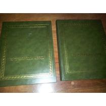 Enciclopédia Abril - Volumes 1 E 2 - Capa Dura