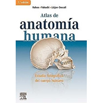 Atlas De Anatomia Humana 7ª Ed. De Rohen Yokochi 11