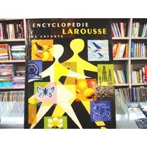 Livro - Encyclopédie Larousse Des Enfants - 1956