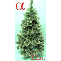 Árvore Natal Verde Pinheiro Grossa 1,20mt 110galhos + Brinde