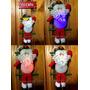Guirlanda Natal Papai Noel Luminoso Decoração Casa Enfeite