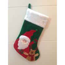 Bota Do Papai Noel - Enfeite De Porta P/ Decoração De Natal