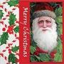 Guardanapo De Papel Importado Para Festas Papai Noel 33x33cm