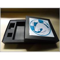Caixa Personalizada C/ Berço-logomarca-medidas-cores-montada