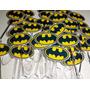 50 Colheres Batman - Mini Colher,colherzinha Para Doces