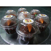 Embalagens Caixa Cupcake 100 Unidades