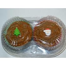 Embalagem Caixa Para Dois Cupcakes ( 25 Unidades )