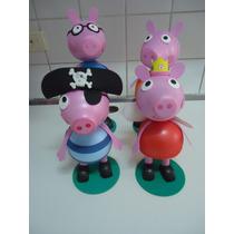 Enfeite Mesa Decoracao Festa Infatil Peppa Pig