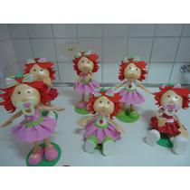 Enfeite Decoracao Festa Infantil Mesa Moranguinho Baby