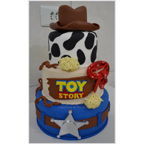 Bolo Cenográfico Biscuit Toy Story - Locação