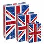 Conjunto Caixa Livro - 3 Peças Em Mdf Linda Reino Unido