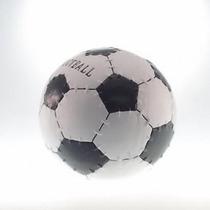 Cofre Bola De Futebol Em Cerâmica Decoração