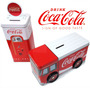 Cofre Em Metal Galvanizado Caminhão Ou Maquina Da Coca-cola