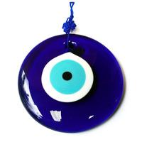 Olho Grego Olho Turco De Parede G 15cm Salve Jorge