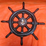 Timão Em Resina 49cm - Ancora - Decorativo
