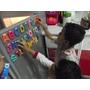 Imã Geladeira Kit Alfabeto 26 Letras Pedagógico Educativo