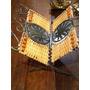 Porta Livros /revistas Importado De Bali De Ferro