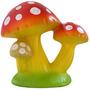 Cogumelo De Parede - Cerâmica - Pode Tomar Sol E Chuva