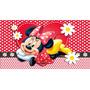 Painel Decoração De Festa Minnie Mouse Disney - 2x1,50