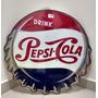Placa Decoração Mdf Cozinha Bar Restaurante Pepsi Retro