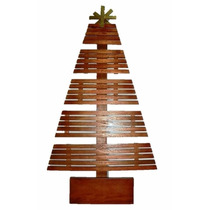 Àrvore De Natal De Madeira!
