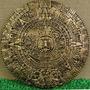 Calendário Asteca Maya Inca Pedra Do Sol Grande 43 Cm Fibra