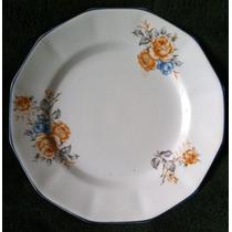 Prato Porcelana Porto Ferreira Antigo 18 Cm B