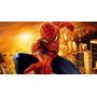 Painel Decoração De Festa Homem Aranha - Spider Man - 3x2