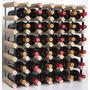 Rack Para Vinho Em Madeira Para 42 Garrafas Thermomatic