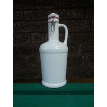 Growler 2 Lts Ceramica Branco