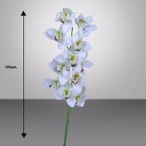 Orquidea X 12 100 Cm (02571) - Flores Artificiais