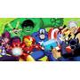 Painel Decoração De Festa Vingadores - Avengers - 2x1,50