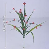 Galho De Folhagens 50cm (0401)- Flores Artificiais