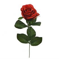 Haste De Rosa 42 Cm - Flores Artificiais