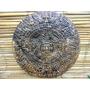 Calendário Asteca Pedra Do Sol Em Fibra Grande 41 Cm