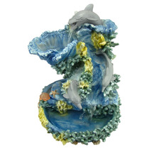 Fonte De Água Golfinho - Feng Shui Com Aromatizador (brinde)