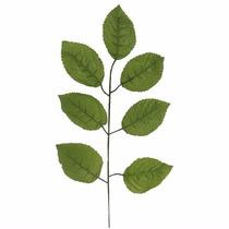 Ht C/7 Roseira Verde Claro 40cm - Flores Artificiais