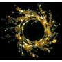 Guirlanda Natal Eletrônica Pérola 40 Lâmpadas Leds 8 Piscas