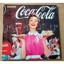 Quadro Refrigerante Coca Retrô Vintage Imita Azulejo Bar