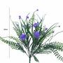 Buquê Plástico Com Bolas Flor X11 45cm - Flores Artificiais