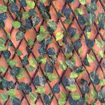 Treliça Decoração Jardim De Inverno Madeira E Hera 1,75m